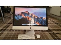 "Apple iMac 2011 27"" model, i7 Quad Core, 16GB, 1TB Computer"