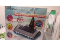 Rechargeable cleaner , vacum cleaner
