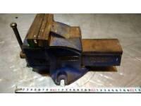 Record 1 ton bench vice