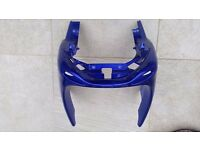 Yamaha Aerox YQ50 - Body front under panel (candy blue) for models 2005-2008
