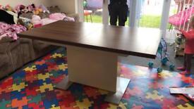 Brand new leeks table