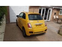 Fiat 500s for sale, new lower price**, low miles, great condition