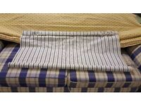 Blue Striped Ikea Blind 172 cm x 120 cm