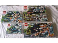Lego Galaxy Squad sets for sale