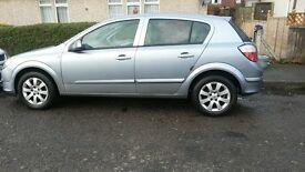 54 Vauxhall astra NEW MOT