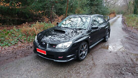 340BHP Subaru WRX STi Type UK