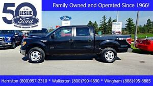 2012 Ford F-150 XLT 4X4 | One Owner | TOW PKG