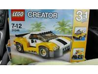 Lego creator 3 in 1 brand new