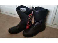 Alpinestars Goretex Motorcycle Boots