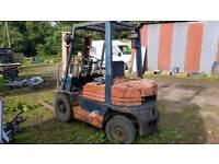 Totota Forklift truck
