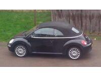 2006 NEW Beetle Luna Cabriolet Convertible 1.6 Petrol 102PS