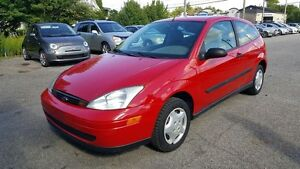 2000 Ford Focus Wagon 2 portes