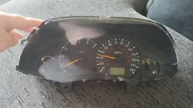 Ford focus odometer 2003