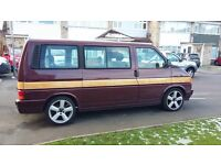 VW T4 Caravelle 9 seater