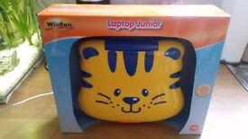 Toddler laptop