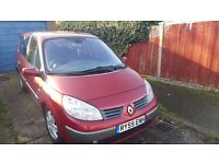 RENAULT GRAND SCENIC DYNAMIQUE 1.9 130BHP *** SPARES OR REPAIR *** 7 SEATER