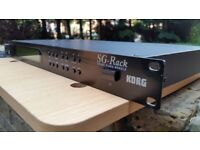 Korg SG-Rack - stage piano module
