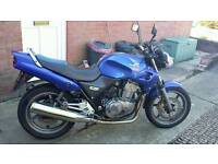Motorcycle sold