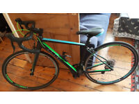 Cube Axial WLS Pro Racing Bike. Small adult. Hardly used. Pit lock and cross brakes included.
