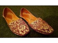 Mens Indian Pumps - Kusseh