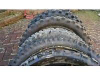 Off road tyres 17inch n 18 inch