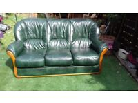 Vintage style sofa and chairs