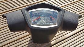 Peugeot Kisbee 49cc (64Reg) Speedo & Plastics - 5546 Miles