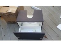 Laufen Pro underbasin cabinet. BNIB 57cm £75.00