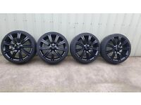 "Range rover bmw volkswagon 22"" alloy wheels"