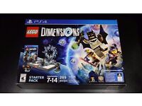 Lego Dimensions Starter Pack   PlayStation 4   Unused   Perfect Christmas Gift