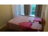 SUPER NICE Large Double Room - Garden flat - close to BBC - couples welcome