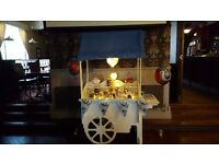 Candy cart for hire £80