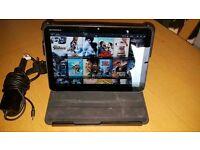 """Motorola zoom 10.1"""" tablet"""