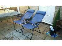 Hi gear recling chair 2 of