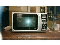 Touch screen microwave 800w