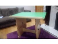 Computer desk adjustable to suit any age