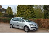 2005 VOLKSWAGEN GOLF PLUS 1.9 TDI NATIONWIDE DELIVERY CREDIT CARD FACILITY GURANTEED £200 PX VALUE