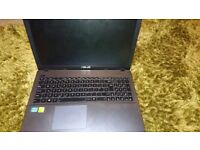 Asus i5 120gb ssd laptop