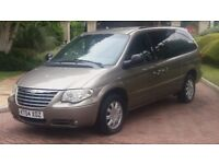 Chrysler Grand Voyager xs diesel automatic 12 months MOT