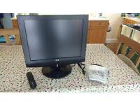 "LG 20"" LCD TV"