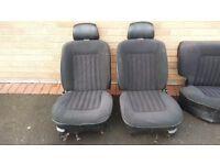 Ford Escort mk2 ghia seats