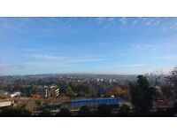 1 Bedroom Furnished Flat + all Bills included! Short term 2-3 months. Stunning views over Brighton