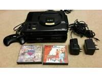 Sega Mega CD one console