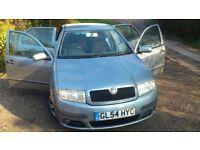 For sale my Skoda Fabia Elegance 1.4 petrol 2004