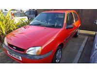 Great little Fiesta 1.3 for sale £299 ONO