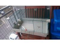 Good condition rabbit cage