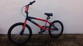 BMX bike for child