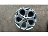 FORD FOCUS ST 18 INCH SINGLE ALLOY WHEEL RONAL RS MONDEO 5x108