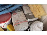 10 bags of adhesive mortar for elevation Therm PMA 11