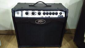 Peavey Vyper VIP-2 Combo Modelling Guitar Amplifier and Sanpera 2 Pedal